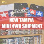 New Tamiya Mini 4WD Shipment