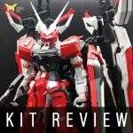 Item of the Month - Gundam Astray Turn Red